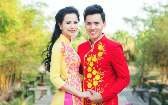 Hoa khôi Thời Trang nổi bật và sang trọng với Áo dài cưới Tommy Nguyễn