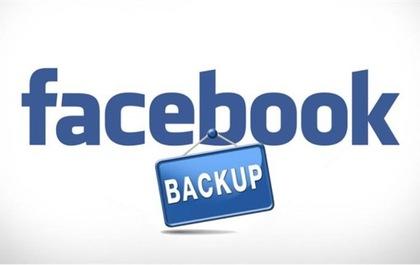 Từng bước lưu lại toàn bộ dữ liệu Facebook phòng trường hợp tài khoản bị khóa