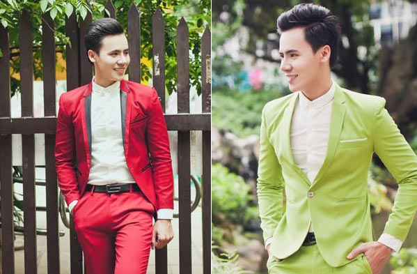 Vest nam đa sắc – xu hướng thời trang của phái mạnh