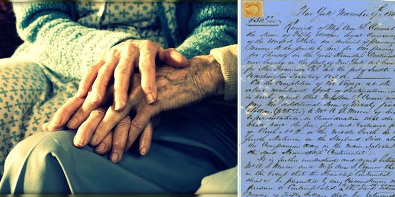 Chuyện tình buồn 60 năm và cái kết có hậu cuối đời