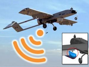 Google sử dụng máy bay không người lái để thử nghiệm mạng 5G