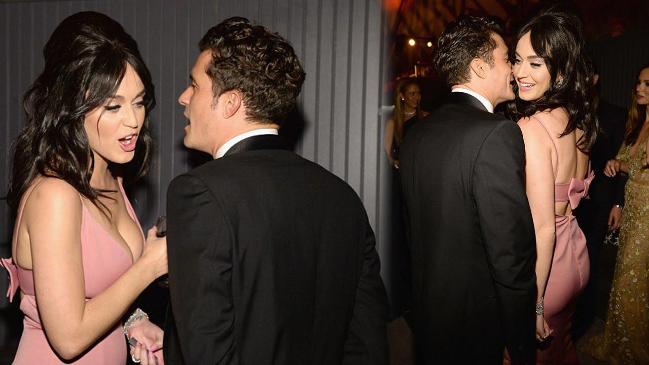 Katy Perry và Orlando Bloom nắm tay hẹn hò đi ăn tối