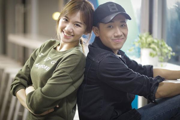 """Hari Won lý giải nụ hôn với Trấn Thành: """"Yêu như chưa từng yêu, em muốn như vậy"""""""