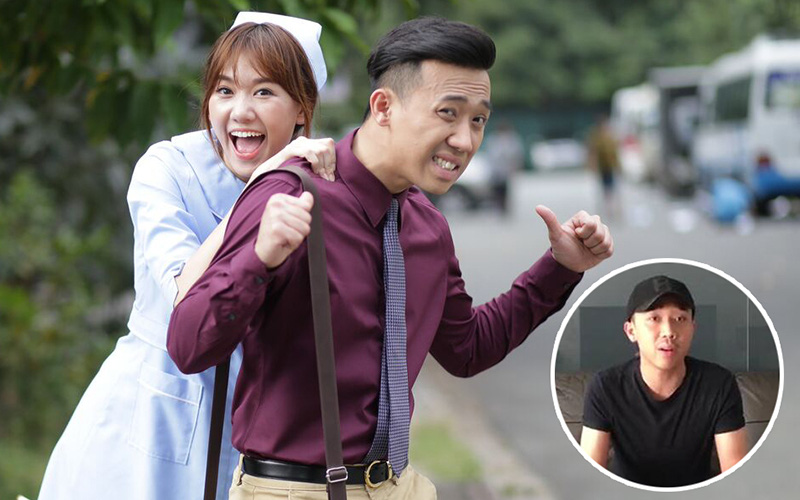 Trấn Thành đăng clip khẳng định tình yêu với Hari Won chắc chắn không phải chiêu PR phim