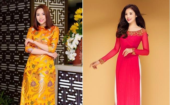 Hoa hậu Kỳ Duyên: áo dài truyền thống hay cách tân thu hút hơn?