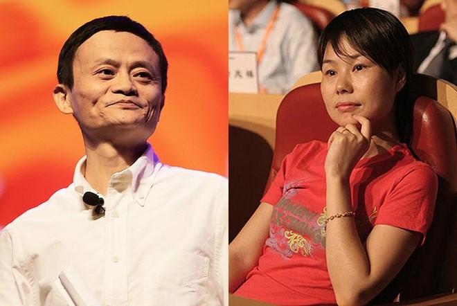 Người phụ nữ phía sau ông chủ Alibaba là ai?