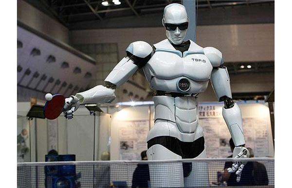 Robot sẽ hoàn toàn thay thế con người trong 30 năm tới