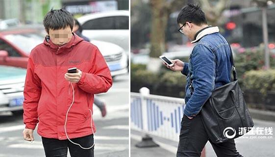 """Điện thoại thông minh khiến một thế hệ người """"chỉ biết cúi đầu"""""""