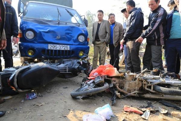 Hơn 43 nghìn người cấp cứu do tai nạn giao thông trong 9 ngày nghỉ Tết