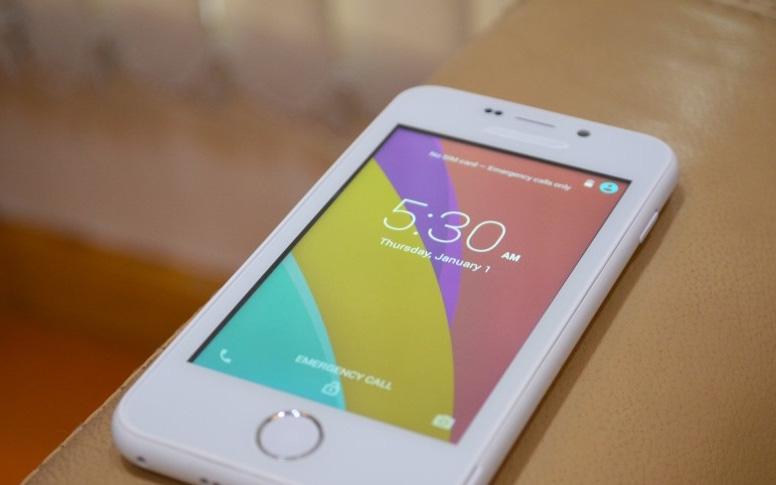 Cận cảnh smartphone cấu hình tốt, giá chỉ nhỉnh hơn bát phở