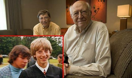 Cha của Bill Gates đã dạy con thế nào để ông có được ngày hôm nay?