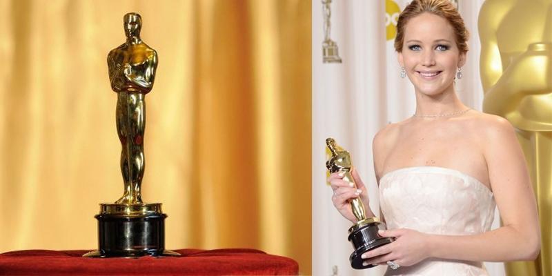 Tượng vàng Oscar trị giá bao nhiêu tiền?