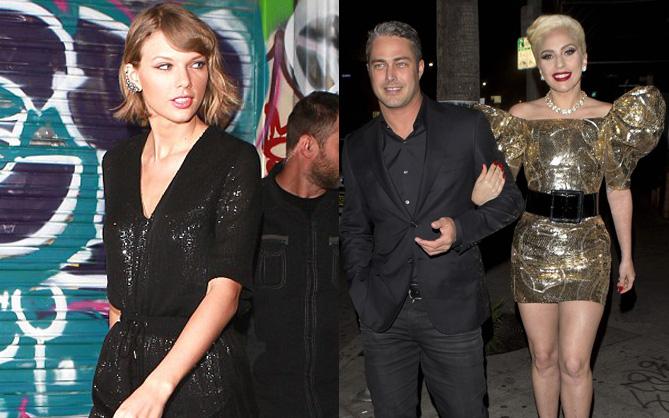 Taylor Swift cùng loạt sao hạng A nô nức dự tiệc sinh nhật Lady Gaga