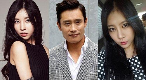 Những bê bối tình dục nhức nhối nhất làng giải trí Hàn