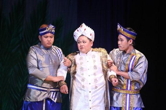 Diễn viên không nhận cát-xê để duy trì sân khấu của Minh Béo