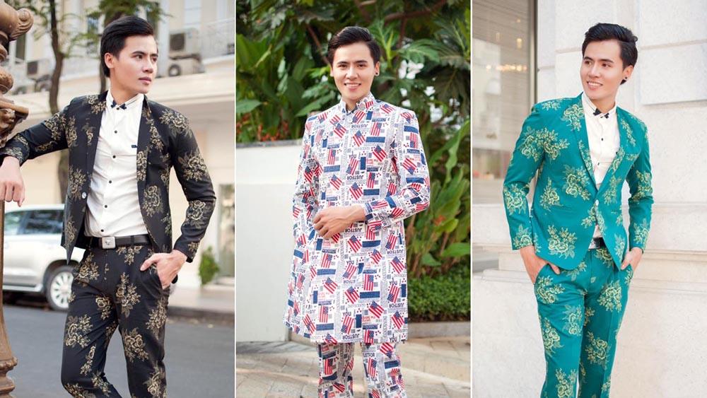 """NTK Tommy Nguyễn ra mắt BST """"Sắc màu hạnh phúc"""" tại Triển lãm cưới 2016"""