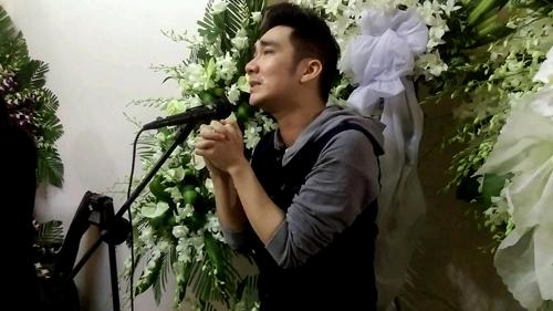 Quang Hà bật khóc khi hát nhạc của Nguyễn Ánh 9
