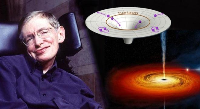 Hố đen có thể dẫn tới vũ trụ khác