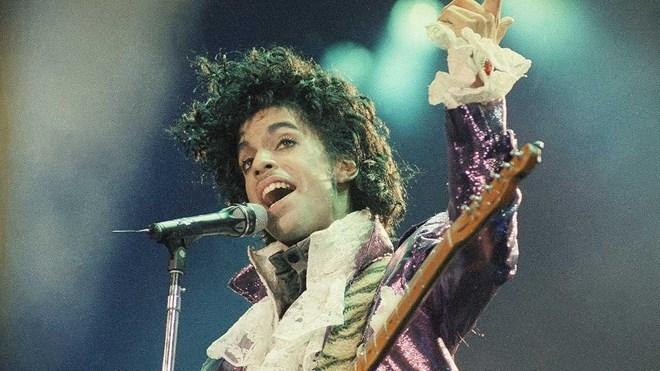 Huyền thoại nhạc Pop Prince qua đời ở tuổi 57
