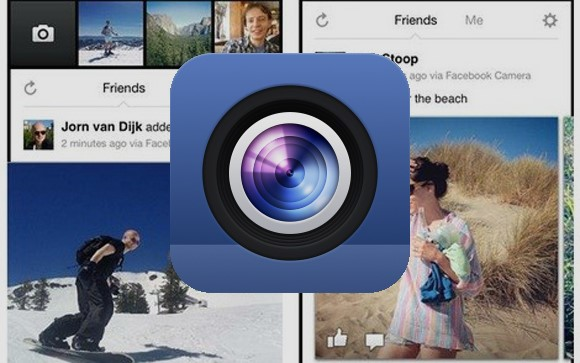 Facebook sắp tung ứng dụng chụp ảnh