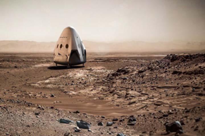Elon Musk muốn chinh phục Hỏa tinh năm 2018