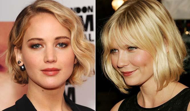 12 mẫu tóc ngắn cho mặt bầu bĩnh