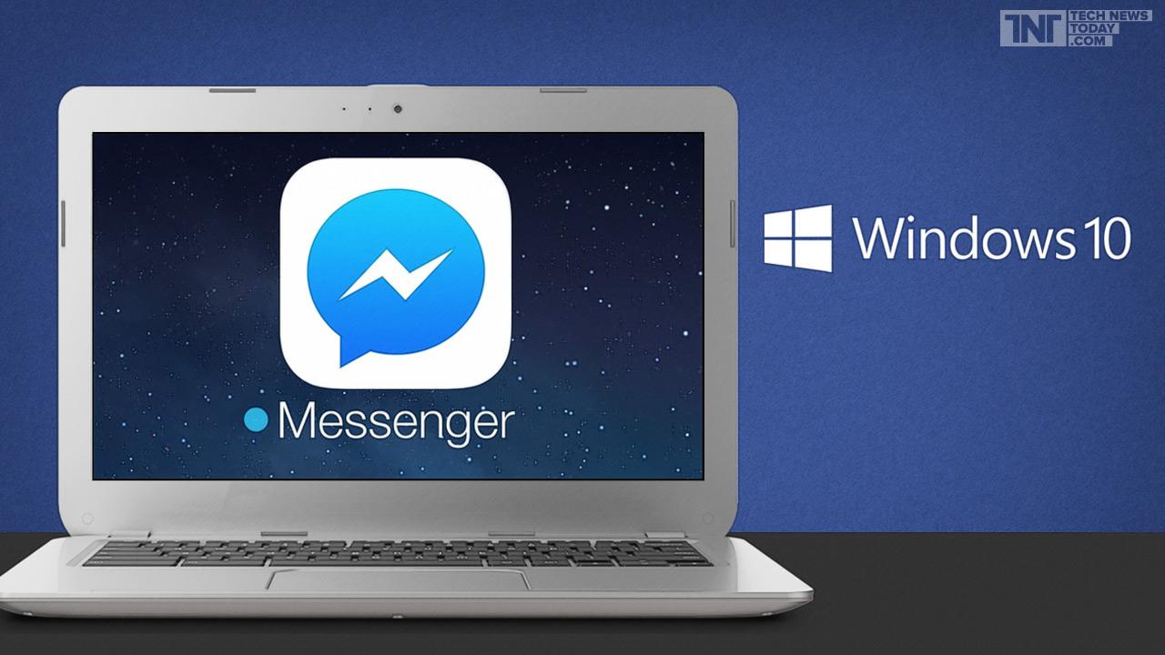 Facebook dồn dập tung ứng dụng cho người dùng Windows 10