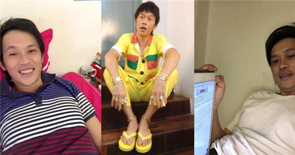 """Hoài Linh cùng loạt ảnh """"triệu người mê"""" gây sốt cộng đồng mạng"""