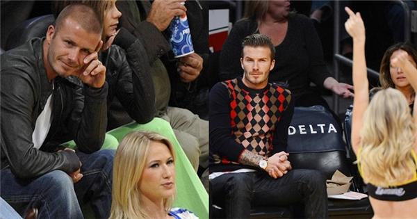 """Victoria sẽ """"nổi đóa"""" nếu như thấy những hình ảnh của Beckham"""