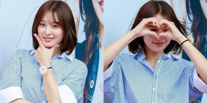 """Kim Ji Won """"đốn tim"""" fan với hàng loạt biểu cảm """"không thể không yêu"""""""
