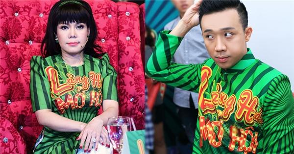 Việt Hương từng từ chối nhiều show truyền hình vì... Trấn Thành