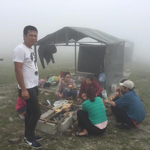 Giới trẻ phát động làm sạch khu du lịch Mẫu Sơn