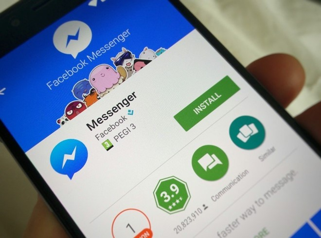 Microsoft bot đã xuất hiện trên Facebook Messenger