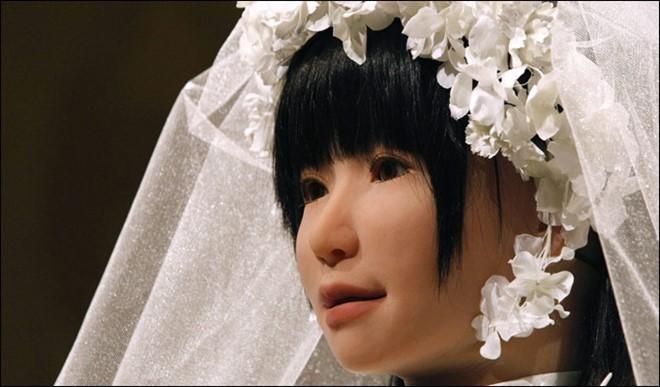 Con người có thể cưới robot làm vợ?
