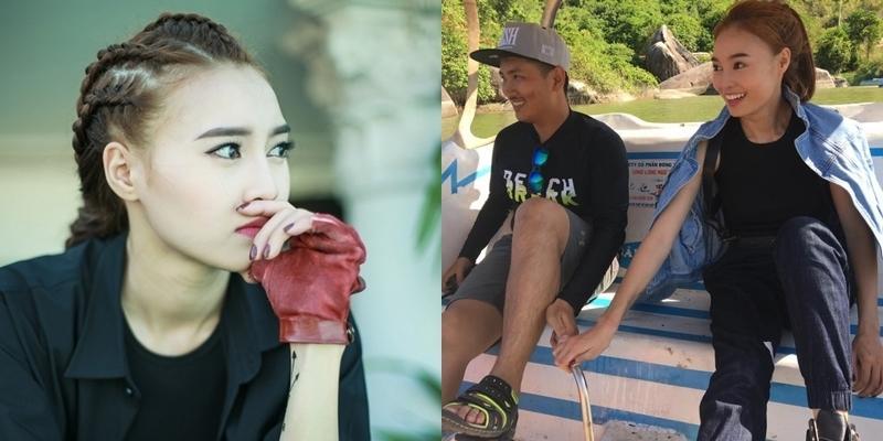 Ninh Dương Lan Ngọc thừa nhận chuyện hẹn hò đạo diễn?
