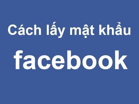 Hướng dẫn lấy lại mật khẩu Facebook bị mất hoặc quên