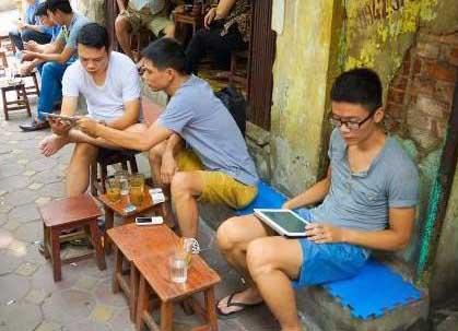 """""""Thị trường Internet Việt Nam năng động nhất thế giới"""""""