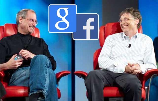 Facebook và Google - những kẻ thế chân vĩ đại
