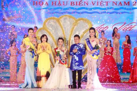 BTC Hoa hậu Biển phải giải trình về nghi vấn mua bán giải