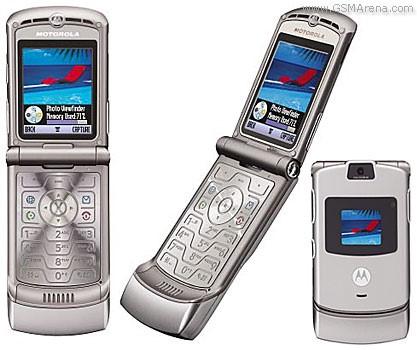 Motorola sẽ hồi sinh dòng điện thoại nắp gập Razr