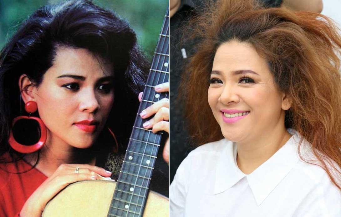 Ca sĩ Thanh Hoa biểu diễn lần cuối trước khi sang Mỹ định cư