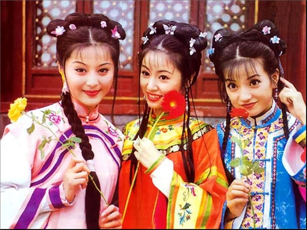 Ngưỡng mộ cuộc sống viên mãn của 3 mỹ nhân Hoàn Châu Cách Cách