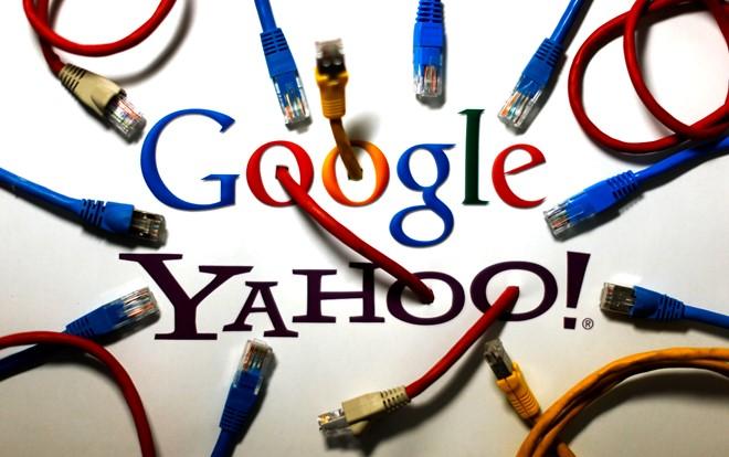 Vì sao Google đánh bại Yahoo trong cuộc chiến Internet?