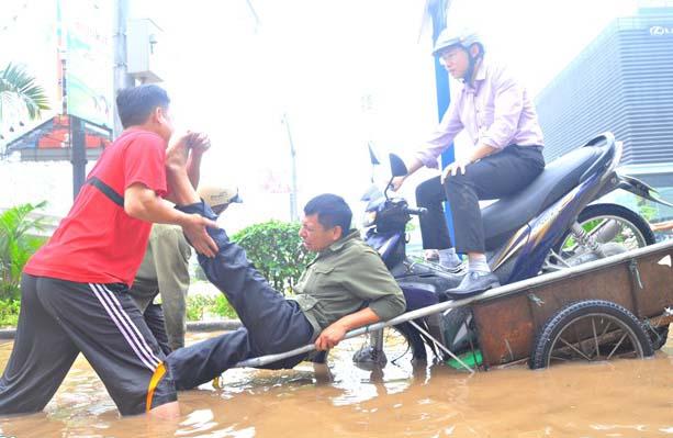 Hà Nội quy hoạch bất cập, ngập lụt còn tái diễn