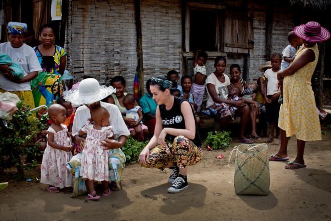 Những lý do khiến Katy Perry trở nên đặc biệt