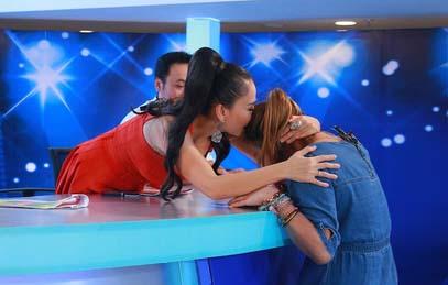 Cô gái Philippines gây ấn tượng ở Vietnam Idol