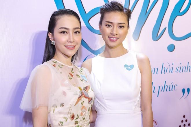 Dàn sao Việt nô nức dự tiệc từ thiện của Ngô Thanh Vân