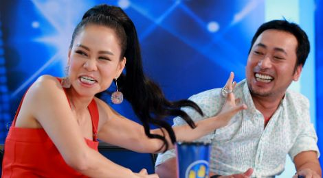 """Giám khảo Vietnam Idol chật vật """"đãi cát tìm vàng"""""""
