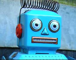 Robot đã biết đau đớn