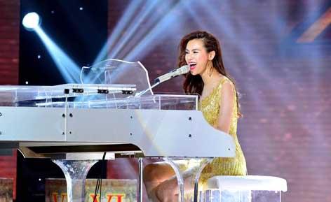 Nữ sinh Minh Như, Trương Kiều Diễm tỏa sáng ở X Factor